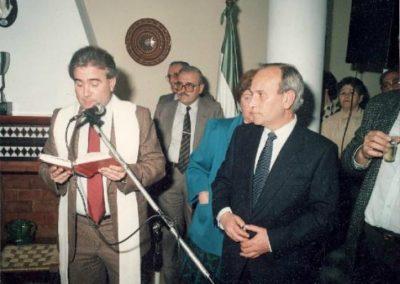 Este martes, día 9 de febrero, ha fallecido nuestro querido amigo, ÁngelLorenteCasáñez